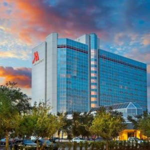 Camping World Stadium Hotels - Marriott Orlando Downtown