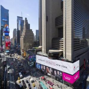 Hotels near Lunt-Fontanne Theatre - New York Marriott Marquis