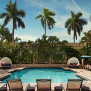 Blue Martini Boca Raton Hotels - Boca Raton Marriott at Boca Center