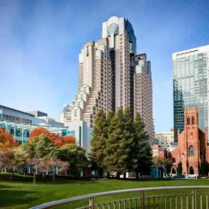 Thee Parkside Hotels - Marriott San Francisco Marquis