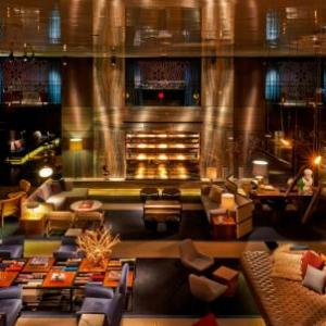 Paramount Hotel Times Square New York