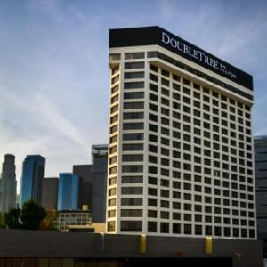 Hotels near Los Angeles Union Station - Doubletree By Hilton Los Angeles Downtown