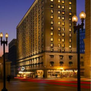 Hotels near Boston City Hall Plaza - Omni Parker House