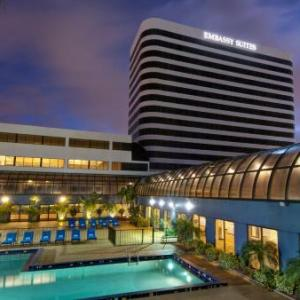 Hotels near Perfect Vodka Amphitheatre  - Embassy Suites West Palm Beach
