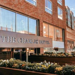 Hotels near American Repertory Theater Cambridge - The Charles Hotel in Harvard Square