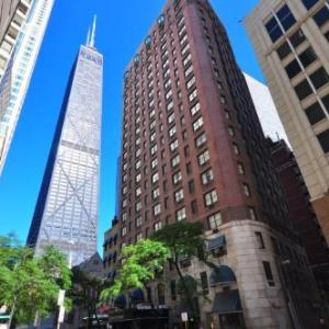 Hotels near Dave and Busters Chicago - Whitehall Hotel