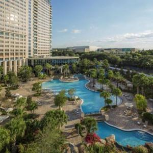 Hotels near BB King's Blues Club Orlando - Hyatt Regency Orlando