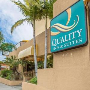 Hermosa Beach Pier Hotels - Quality Inn And Suites Hermosa Beach