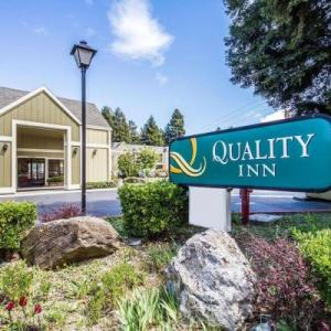 Sonoma State University Hotels - Quality Inn Petaluma