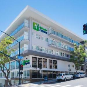 Hotels near San Diego City College - Holiday Inn Express San Diego Downtown