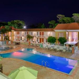 Hotels near Bourbon Street Nightclub New Port Richey - Quality Inn & Suites Conference Center