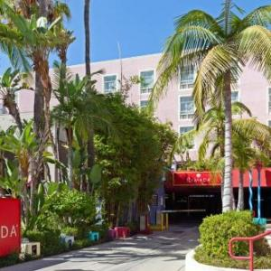 Hotels near Key Club Los Angeles - Ramada Plaza West Hollywood Hotel And Suites
