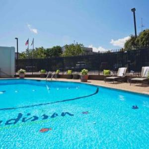 Hotels near New Roc City - Radisson Hotel New Rochelle