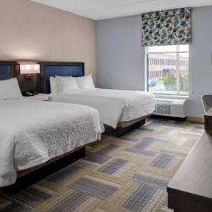 Hampton Inn & Suites Syracuse North Airport Area