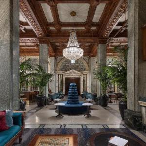 Sydney Goldstein Theater Hotels - Hotel Whitcomb