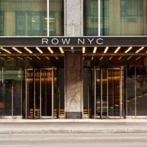 Imperial Theatre New York Hotels - Row NYC
