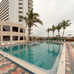 Hotels near Eau Gallie High School - Radisson Suite Hotel Oceanfront