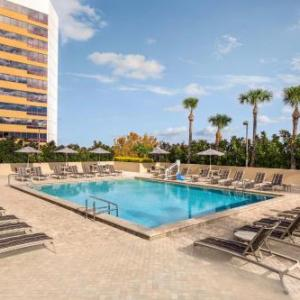 Hotels near Harriett Coleman Center for the Arts - Doubletree By Hilton Orlando Downtown