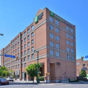 Hamburg Fairgrounds Hotels - Holiday Inn Express & Suites Buffalo Downtown