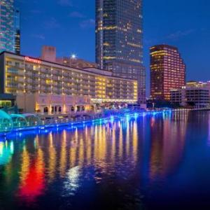 Bob Martinez Sports Center Hotels - Sheraton Tampa Riverwalk Hotel