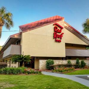 The Centre of Tallahassee Hotels - Red Roof Inn Tallahassee - University