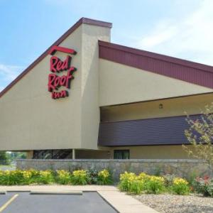 Virginia Theatre Hotels - Red Roof Inn - Champaign Il