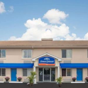 Western New England University Hotels - Howard Johnson Express - Springfield