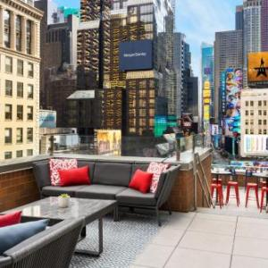 Hotels near Iguana New York - Novotel New York Times Square
