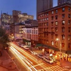 Hotels near Dance New Amsterdam - Cosmopolitan Hotel-tribeca