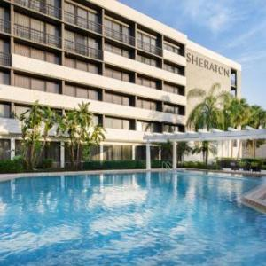 Orlando Live Events Hotels - Sheraton Orlando North