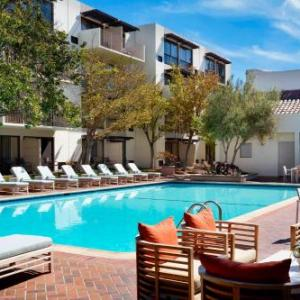 Taube Tennis Center Hotels - Sheraton Palo Alto Hotel