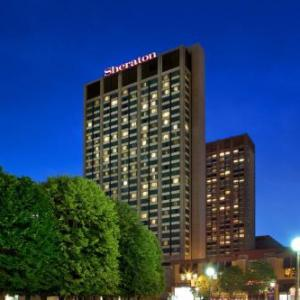 Hotels near Matthews Arena - Sheraton Boston Hotel