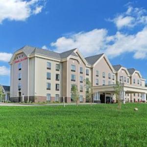 Hampton Inn & Suites Cazenovia Ny