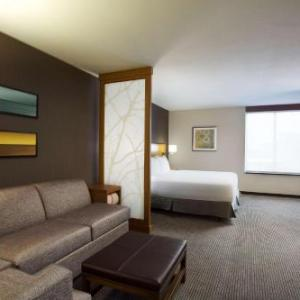 AFC Center Chicago Hotels - Hyatt Place Chicago Midway Airport