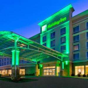 WVU Coliseum Hotels - Holiday Inn Morgantown - University Area