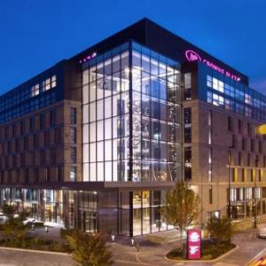 Hotels near Newcastle Arts Centre - Crowne Plaza Newcastle - Stephenson Quarter