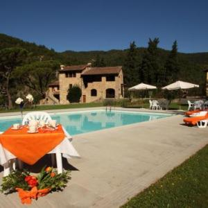 Book Now Tenuta Poggio Marino (Dicomano, Italy). Rooms Available for all budgets. Tenuta Poggio Marino benefits from green surroundings in the Tuscan hills in Dicomano and offers self-catering accommodations a private garden with a seasonal outdoor pool and