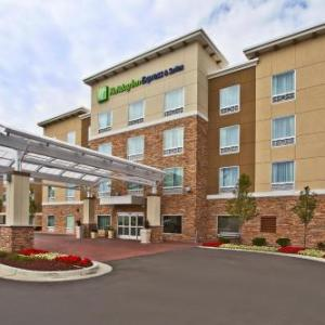 Holiday Inn Express & Suites Ann Arbor West - Zeeb Rd