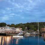 Boothbay Railway Village Hotels - Rocktide Inn
