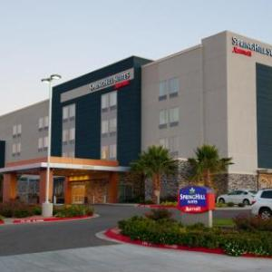 SpringHill Suites by Marriott Midland Odessa