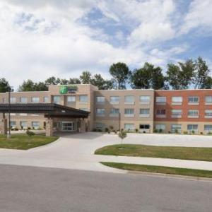 La Porte Civic Auditorium Hotels - Holiday Inn Express & Suites La Porte