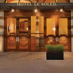 The Morgan Library and Museum Hotels - Executive Hotel Le Soleil New York