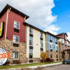 Hotels near Scheels Arena - My Place Hotel-Fargo ND