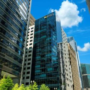 Hotels near Carnivale Chicago - Hyatt Place Chicago/Downtown - The Loop