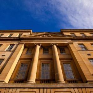 Hotels near Komedia Bath - The Gainsborough Bath Spa -YTL Classic Hotel