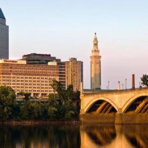 Hotels near Naismith Memorial Basketball Hall of Fame - Sheraton Springfield Monarch Place Hotel