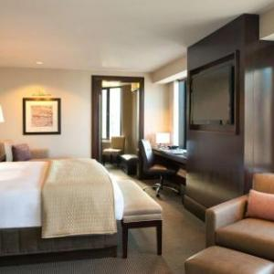 Wang Theatre Hotels - Hyatt Regency Boston
