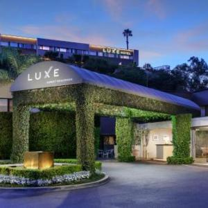 The Getty Center Hotels - Luxe Hotel Sunset Blvd