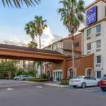 Sleep Inn near Busch Gardens -USF