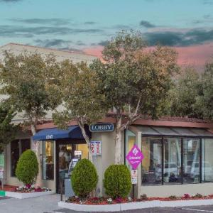 Hotels near Brick and Mortar Music Hall - Travelodge By Wyndham San Francisco Central